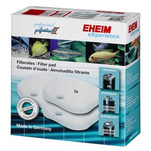 Eheim Experience 350 / Professionel (II) - Filterplattor - Fin