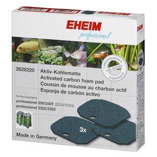 Eheim - Kolfilterplattor - 2222-2324 (3-pack)