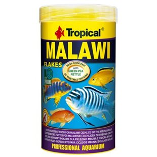 Tropical Malawi Flakes - Ciklider - 250 ml