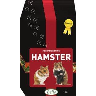 Bello - Hamsterblandning Premium 1 Kg