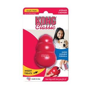 Kong Classic - Röd - Small - 8x5