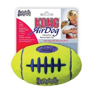 Kong Airdog - Football - Medium - Squeaker - 13x8