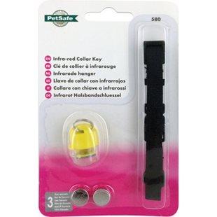 Nyckel Gul Med Halsband Infrared 500 Ser Ie 580Yel