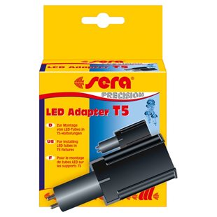 Adapter LED T5-belysning Sera 2-pack