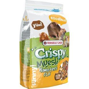 Crispy Muesli - Hamster & Co - 1 kg