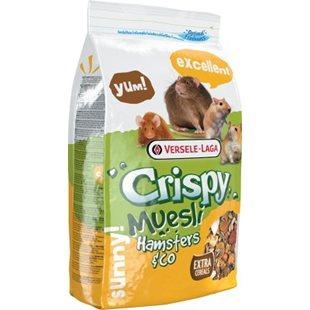 Crispy Muesli - Hamster & Co - 2.75 kg