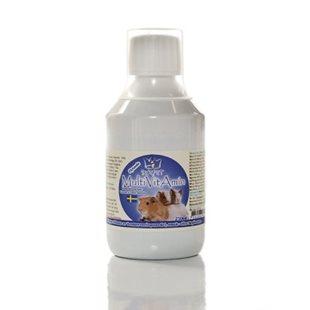 Multivitamin för växande & vuxna marsvin - 250 ml - Flytande