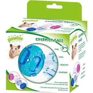 Hamsterboll - Roll n Around - ø 12.5 cm / 5 tum - Mix Färg