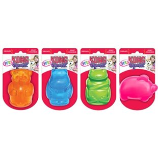 Kong Squeezz Jels - Mix - Large - 11x9x7 cm