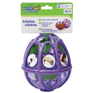 Busy Buddy - Kibble Nibble Feederball - XS/S