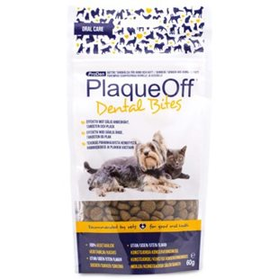 PlaqueOff - Dental Bites - 150g