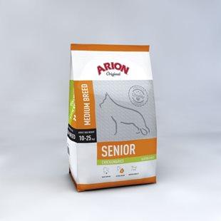 Arion Original - Medium Breed - Senior 12 kg - Chicken and Rice