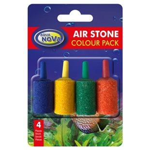 Aqua Nova - Syrestenar i olika färger - 4-pack