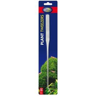 Aqua Nova - Planteringspincett (Vinklad) 27 cm