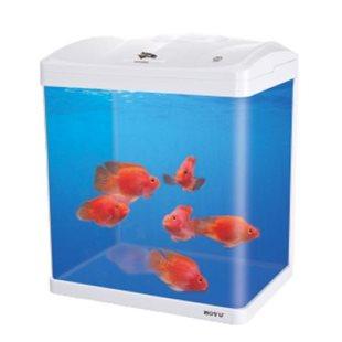 Boyu Akvarium - LED - Vit - 33 liter