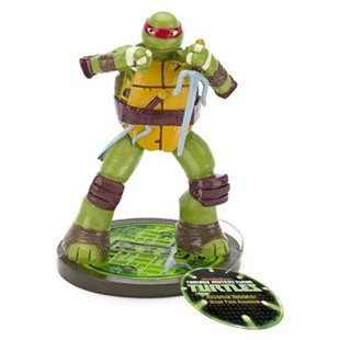Turtles - Raphael - 7.6x5.7x9.5 cm