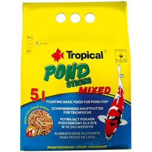 Tropical - Pond Mixed Sticks - 5L