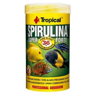 Tropical Spirulina Super Forte - 250 ml