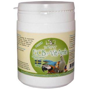 ECB9-Vitamin - För alla fåglar - 200g Pulver