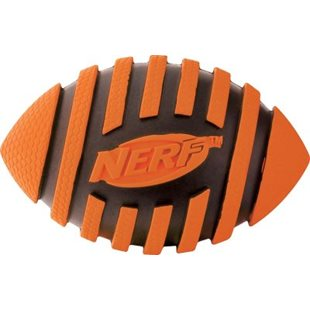 Nerf Spiral Squeak Football - Small