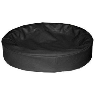 Bia Bädd Ortho - 60x70x12,5 cm - Svart Oval