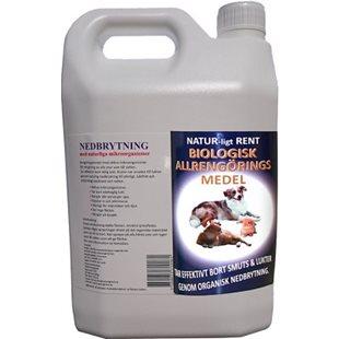 Allrengöringsmedel Biologisk 2500 ml