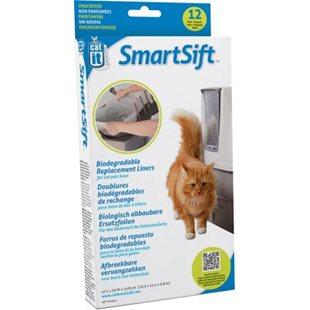 Catit - Påsar till Topptråg SmartSift - 12 st