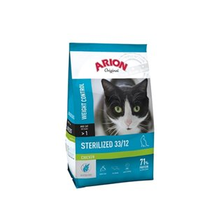 Arion Original Cat - Sterilized 7,5 kg [Chicken]