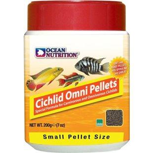 Ocean Nutrition - Cichlid Omni Pellets Small - 200 g