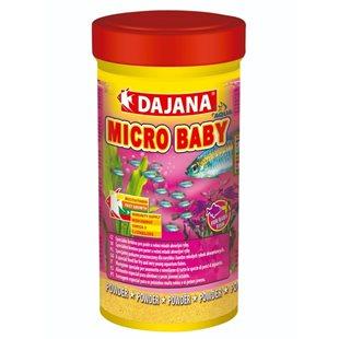 Dajana Micro Baby - Yngelfoder - 100 ml