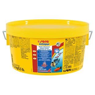 Sera Ectopur 2,5 kg - Akvariesalt - Sötvattensfiskar