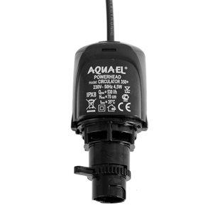 Aquael - Cirkulator 350 + för Hexa 6-kantsakvarium