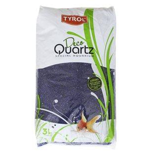 Deco Quartz  - Lavendel 2-3 mm - 5 kg