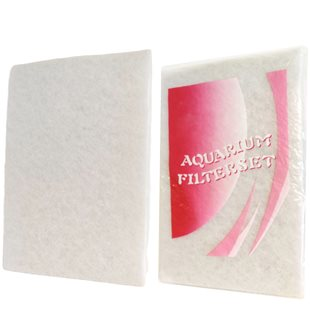 Filtermatta - Vit -  Mellangrov - 90x30x2 cm