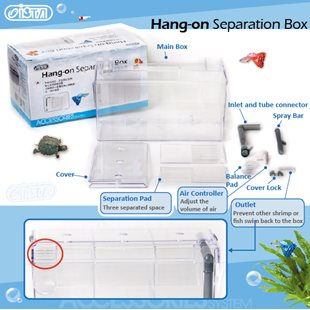 Ista - Hang-On Separation Box