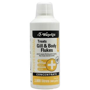 Waterlife Sterazin - Gäl- och hudparasiter - 500 ml