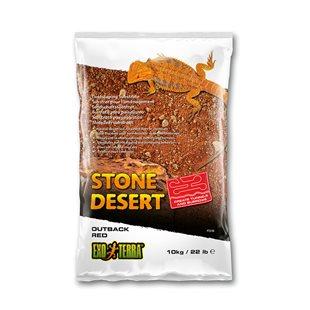 Exo Terra Stone Desert - Outback Red - 10 kg