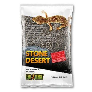 Exo Terra Stone Desert - Bahariya Black - 10 kg