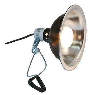 Zoo Med Deluxe Porcelain Brooder Lamp - 25 Cm - Max 200W