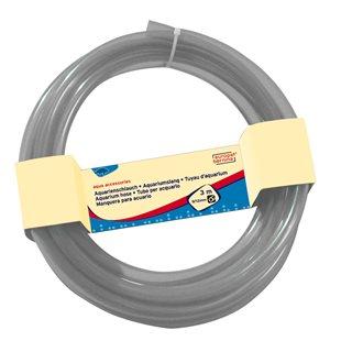Aqua Della - Slang 9/12mm - 3 Meter - Transparent - Grå