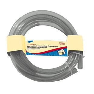 Aqua Della - Slang 12/16mm - 3 Meter - Transparent - Grå