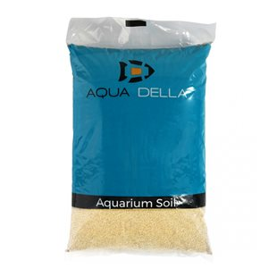 Aqua Della - Akvariesand - Guldbrun - 0,1 mm - 10 kg