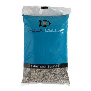 Aqua Della - Akvariegrus - Naturgrus - Ljus 3-6 mm - 10 kg