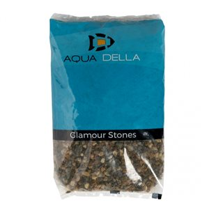 Aqua Della - Akvariegrus - Naturgrus 3-6 mm - 10 kg