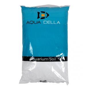 Aqua Della - Akvariesand - Snövit - 0,1 mm - 8 kg