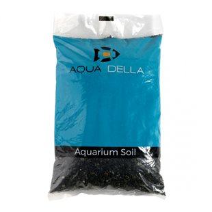 Aqua Della - Akvariegrus - Mörkgrå Vulcano 2-5 mm - 10 kg