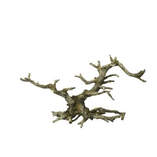 Aqua Della - Bonsaiträd utan löv - Grå - 35x10x17 cm