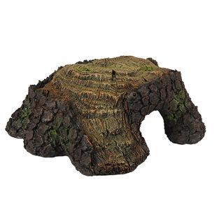 Aqua Della - Oak Stump Cave 2 - 26x21x8 cm