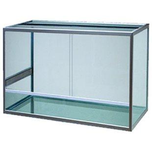 Terrarium - Aluminium - 70x37x55