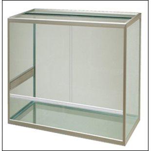 Terrarium - Aluminium - 75x40x80